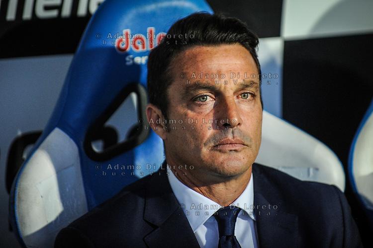 Massimo Oddo (Pescara) during the Italian Serie A football match Pescara vs Sampdoria on October 15, 2016, in Pescara, Italy. Photo Adamo Di Loreto/BuenaVista*photo