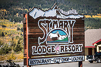 St. Mary Lodge and Resort is an upscale full-service lodge situated just outside Glacier National Park's east entrance in St. Mary, Montana. With 115 guest rooms spread among six facilities, the property features accommodations ranging from luxury lodge rooms and suites to rustic and relaxing cottages and motel rooms.