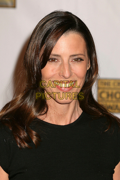 CECILIA PECK.At The 12th Annual Broadcast Film Critics Choice Awards held at The Santa Monica Civic Auditorium in Santa Monica, California, LA, USA, January 12th 2007. .portrait headshot.CAP/ADM/BP.©Byron Purvis/AdMedia/Capital Pictures.