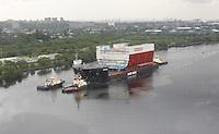 Barge and Hull