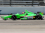IZOD Indy Car Firestone 550 Race