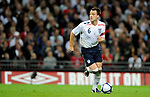 John Terry captain of England during the Friendly International match at Wembley Stadium, London. Picture date 28th May 2008. Picture credit should read: Simon Bellis/Sportimage
