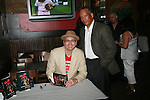 Pedro E. Acevedo and Esteban Attend Book Signing for When Hope Is Gone: The Story of Papo Salsa by Pedro E Acevedo Held at TJ Byrnes, NY 5/28/2011