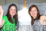 Kathleen Brosnan, Brid Brosnan, Carmel Nash and Vourneen Nash Killarney looking at dresses at the wedding fair in the Malton Hotel Killarney on Sunday     Copyright Kerry's Eye 2008