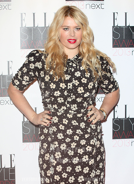 Amanda de Cadenet arriving at the 2013 Elle Style Awards, at The Savoy, London. 11/02/2013 Picture by: Alexandra Glen / Featureflash