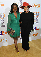 09 March 2019 - Hollywood, California - Tracey Bing, Lynn Whitfield. 50th NAACP Image Awards Nominees Luncheon held at the Loews Hollywood Hotel. Photo Credit: Birdie Thompson/AdMedia