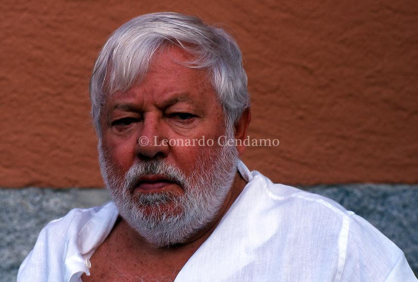 PAOLO VILLAGGIO  © Leonardo Cendamo