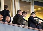 25.04.2019 Celtic v Rangers youth cup final: Steven Gerrard