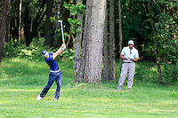 Martin Kaymer (GER) on the 12th during round 3 of the 2016 BMW PGA Championship. Wentworth Golf Club, Virginia Water, Surrey, UK. 28/05/2016.<br /> Picture Fran Caffrey / Golffile.ie<br /> <br /> All photo usage must carry mandatory copyright credit (© Golffile   Fran Caffrey)