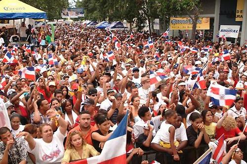 Dominicanos en Puerto Rico.