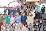 HOLIDAY TIME: Children from Chernobyl arrived in Tralee on Monday evening for a.month long holiday with their Kerry host families.