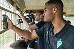 07.01.2019, Broederstroom, Johannesburg, RSA, TL Werder Bremen Johannesburg Tag 05 - Besuch Lion and Safari Park<br /> <br /> im Bild / picture shows <br /> <br /> <br /> Jean Manuel Mbom (Werder Bremen #34)<br /> <br /> Foto © nordphoto / Kokenge