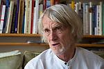 BRUSSELS, BELGIUM Thursday, 25APR19 Philippe van Parijs [pronunciación en francés: ]. Es un filósofo belga y economista político 2019 Photo © Delmi Alvarez