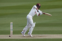 Rory Burns hits 4 runs for Surrey during Surrey CCC vs Essex CCC, Specsavers County Championship Division 1 Cricket at the Kia Oval on 11th April 2019