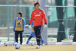 Ayumi Kaihori (JPN), .FEBRUARY 11, 2012 - Football / Soccer : Nadeshiko Japan team training Wakayama camp at Kamitonda Sports Center in Wakayama, Japan. (Photo by Akihiro Sugimoto/AFLO SPORT) [1080]