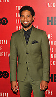 NEW YORK, NY - April 18: Jussie Smollett attend 'The Immortal Life of Henrietta Lacks' premiere at SVA Theater on April 18, 2017 in New York City. <br /> CAP/MPI/JP<br /> &copy;JP/MPI/Capital Pictures