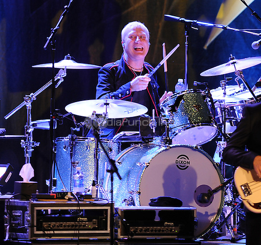 New York,NY-June 18: Gregg Bissonette attends Ringo Starr and his all star band at the Beacon Theater in New York City on June 18, 2014. Credit: John Palmer/MediaPunch
