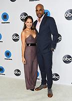 05 February 2019 - Pasadena, California - Jaina Lee Ortiz, Boris Kodjoe. Disney ABC Television TCA Winter Press Tour 2019 held at The Langham Huntington Hotel. <br /> CAP/ADM/BT<br /> &copy;BT/ADM/Capital Pictures