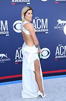 07 April 2019 - Las Vegas, NV - Cassadee Pope. 2019 ACM Awards at MGM Grand Garden Arena, Arrivals. Photo Credit: mjt/AdMedia