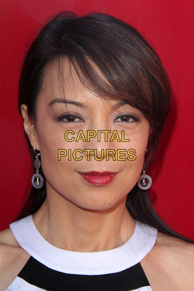 WESTWOOD, CA - February 01: Ming-Na Wen at the &quot;The Lego Movie&quot; Los Angles Premiere, Village Theatre, Westwood,  February 01, 2014.  <br /> CAP/MPI/JO<br /> &copy;Janice Ogata/MediaPunch/Capital Pictures
