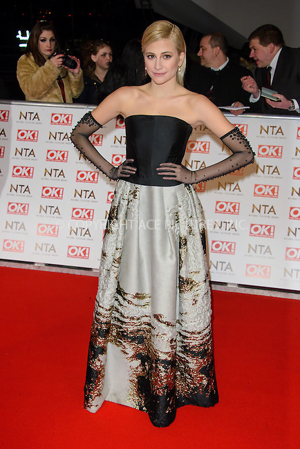 WWW.ACEPIXS.COM<br /> <br /> January 20 2015, London<br /> <br /> Pixie Lott attends the National Television Awards at the O2 Arena on January 21 2015 in London<br /> <br /> <br /> By Line: Famous/ACE Pictures<br /> <br /> <br /> ACE Pictures, Inc.<br /> tel: 646 769 0430<br /> Email: info@acepixs.com<br /> www.acepixs.com