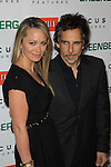 CHRISTINE TAYLOR, BEN STILLER. Arrivals to the premiere of Focus Features' Greenberg, at the Arclight Hollywood Cinema. Hollywood, CA, USA. 3/18/2010.