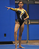 Bethpage gymnastics at Long Beach High School Monday, January 4, 2016. Ashley Feliz - Floor