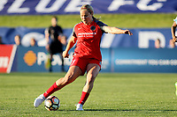Piscataway, NJ - Saturday June 3, 2017: Action during a regular season National Women's Soccer League (NWSL) match between Sky Blue FC and the Portland Thorns at Yurcak Field.  Portland defeated Sky Blue, 2-0.
