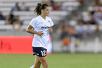 Houston, TX - Thursday Aug. 18, 2016: Katie Stengel during a regular season National Women's Soccer League (NWSL) match between the Houston Dash and the Washington Spirit at BBVA Compass Stadium.