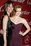 PALM SPRINGS , CA. - January 06: Actresses Rosemarie Dewitt and Amy Adams arrive at The 20th Anniversary of the Palm Springs International Film Festival Awards Gala at the Palm Springs Convention Center on December 6, 2009 in Palm Springs, California.