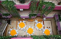 Hotel Melanie. Tepic, Nayarit, Mexico