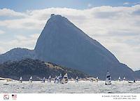 Finn start<br /> Sugar Loaf<br /> 2016 Olympic Games <br /> Rio de Janeiro