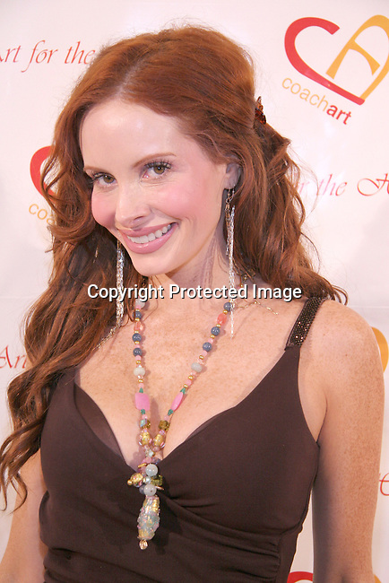 Phoebe Price<br />&ldquo;Art for the Heart&rdquo;, Auction to benefit CoachArt<br />Christie&rsquo;s<br />Beverly Hills, CA, USA<br />Thursday, November 04th, 2004<br />Photo By Celebrityvibe.com/Photovibe.com, <br />New York, USA, Phone 212 410 5354, <br />email:sales@celebrityvibe.com