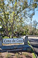Coto de Caza Community, Orange County California
