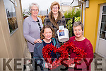 Launching the Kerry Camion Recovery Haven fundraiser were Ingrid Boyle, Kerry Camino and Adrienne McLoughlin, Kerry Camino, Eileen Comerford and Maureen O'Brien, Recovery Haven,