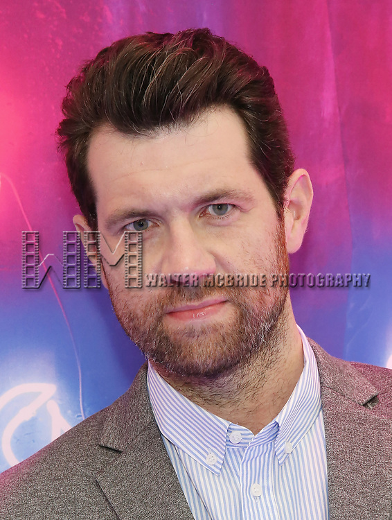 """Billy Eichner attends the Broadway Opening Night Arrivals for """"Angels In America"""" - Part One and Part Two at the Neil Simon Theatre on March 25, 2018 in New York City."""