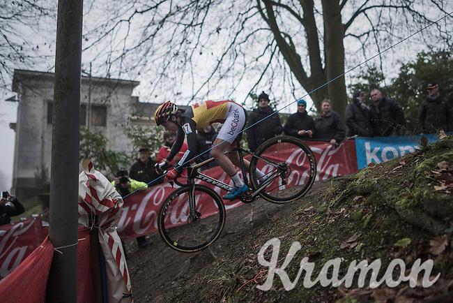 Sanne Cant (BEL/Enertherm-Beobank)<br /> <br /> UCI Cyclocross World Cup Namur/Belgium 2016