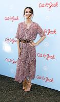 NEW YORK, NY-July 21: Rachel Bilson at Target Cat & Jack Launch Celebration at Pier 6 at Brooklyn Bridge Park - Brooklyn, New York  July 21, 2016. Credit:RW/MediaPunch