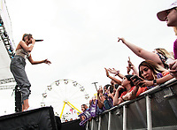 CARSON, CA - JUN 01  :  Madison Beer performs the KIIS FM Wango Tango Village during the 2019 iHeartRadio Wango Tango at Dignity Health Sports Park on June 01, 2019 in Carson, California.    <br /> CAP/MPI/IS<br /> ©IS/MPI/Capital Pictures