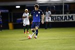 16mSOC vs Burlingame 498<br /> <br /> 16mSOC vs Burlingame<br /> <br /> April 21, 2016<br /> <br /> Photography by Aaron Cornia/BYU<br /> <br /> Copyright BYU Photo 2016<br /> All Rights Reserved<br /> photo@byu.edu  <br /> (801)422-7322