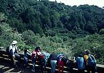 school group at Audubon Canyon Ranch
