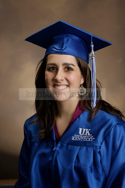 Arrastia, Rachel photographed during the Feb/Mar, 2013, Grad Salute in Lexington, Ky.