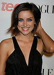HOLLYWOOD, CA. - September 25: Jessica Stroup arrives at the 7th Annual Teen Vogue Young Hollywood Party at Milk Studios on September 25, 2009 in Hollywood, California.