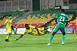 Atlético Bucaramanga igualó 2-2 ante La Equidad. Fecha 20 Liga Águila II-2019.