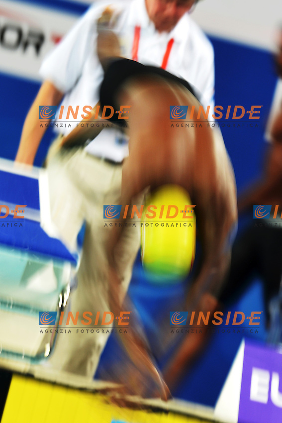 Stanford Gore Kawale PNG Men's 100m Butterfly .Istanbul 12/12/2012 Sinan Erdem Dome.World Swimming Championships Short course 25m Nuoto Istanbul.Foto Andrea Staccioli Insidefoto
