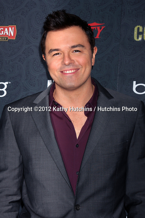 LOS ANGELES - NOV 18:  Seth McFarlane at the Variety's 3rd Annual Power Of Comedy Event at Avalon on November 18, 2012 in Los Angeles, CA