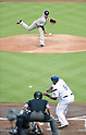 Masahiro Tanaka (Yankees), JULY 29, 2015 - MLB : New York Yankees starting pitcher Masahiro Tanaka takes a ground out against Prince Fielder of Texas Rangers in the first inning during a baseball game between the Texas Rangers and the New York Yankees at Globe Life Park in Arlington, Texas, United States. (Photo by AFLO)