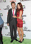 Lance Bass and Joanna Garcia at The 2010 Environmental Media Association Awards held at WB Studios in Burbank, California on October 16,2010                                                                   Copyright 2010  © Hollywood Press Agency