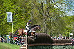 Badminton, Gloucestershire, United Kingdom, 4th May 2019, Clara Loiseau riding Wont Wait during the Cross Country Phase of the 2019 Mitsubishi Motors Badminton Horse Trials, Credit:Jonathan Clarke/JPC Images