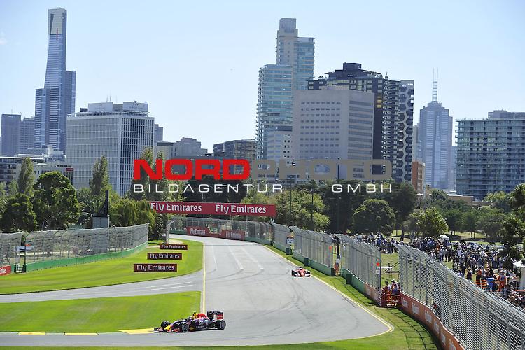 Daniil Kvyat [RUS], Red Bull Racing<br />  Foto &copy; nph / Mathis